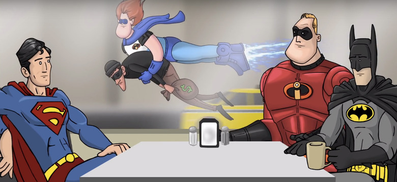 The Morning Watch - How The Incredibles Should Have Ended