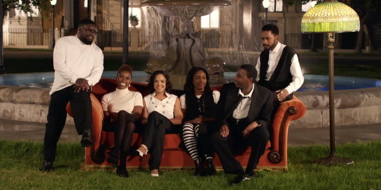 Jay-Z Friends Remake - Morning Watch