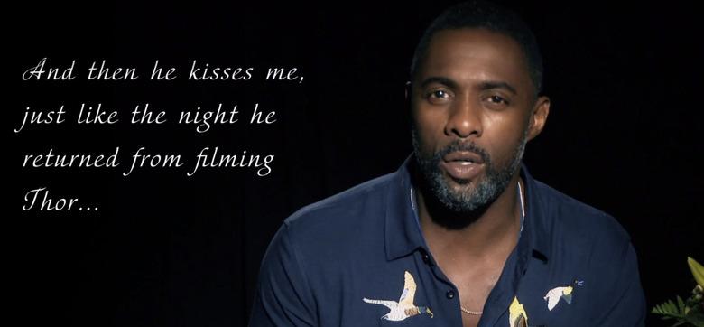 Idris Elba - Fan Fiction - Morning Watch