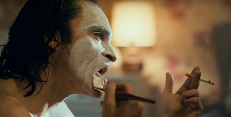 Joker Trailer Easter Eggs
