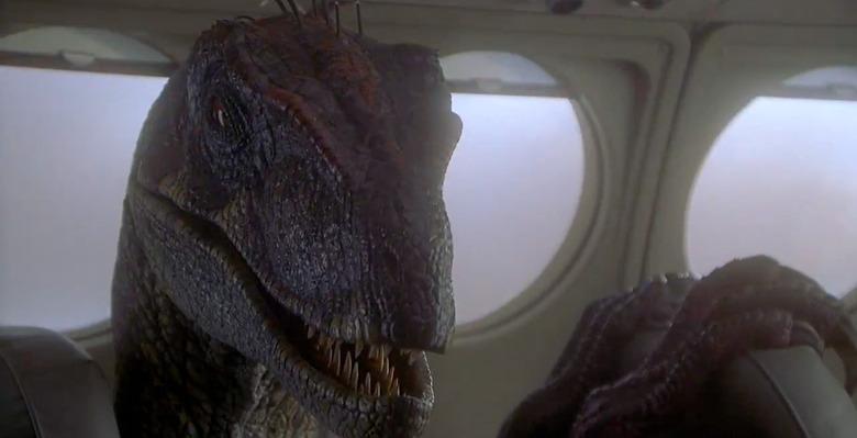 Jurassic Park 3 Raptor - Jurassic Park Sequel Problems