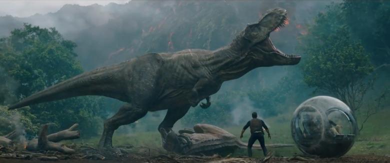 Jurassic World Fallen Kingdom Scene Breakdown