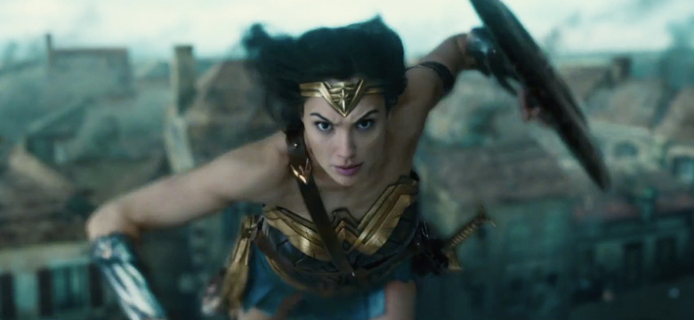 Wonder Woman - Morning Watch