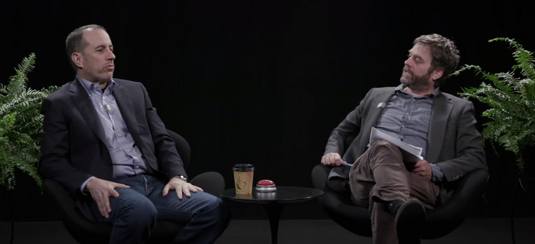 Between Two Ferns with Jerry Seinfeld
