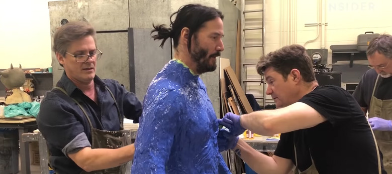 Making of Bodysuits for Movies