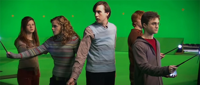 Harry Potter Visual Effects