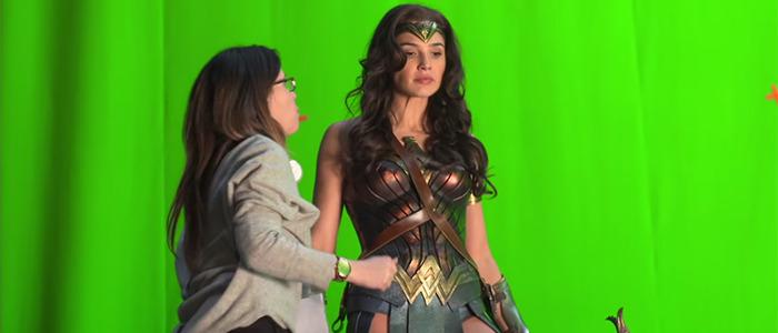 Making of Wonder Woman
