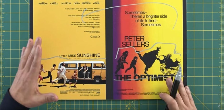 Movie Poster Color Schemes