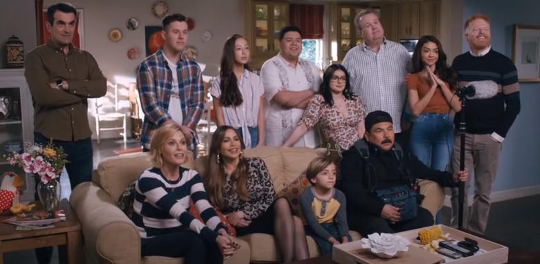 Modern Family Documentary Crew