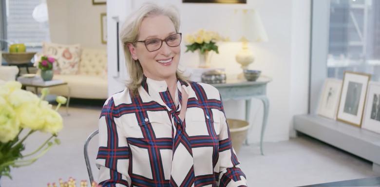 Meryl Streep - The Morning Watch