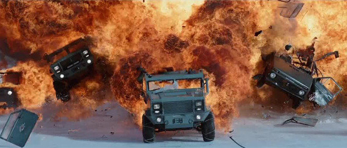 Movie Explosions vs Real Explosions