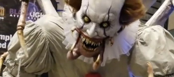 Pennywise Robot