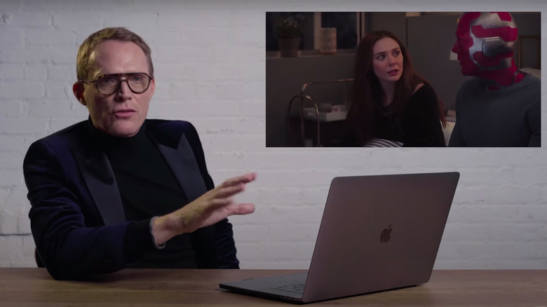 The Morning Watch: Paul Bettany Reacts To WandaVision, Picking The Best Movie Snacks & More