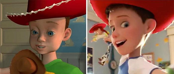 Pixar's Human Characters Evolution