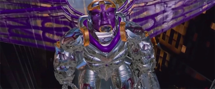 Power Rangers Visual Effects
