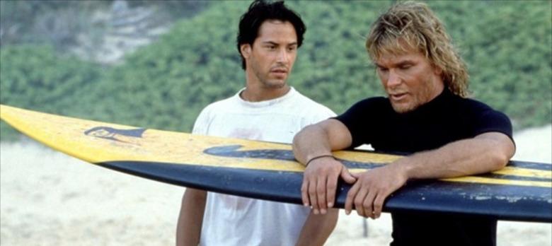 Point Break Surfing Scenes