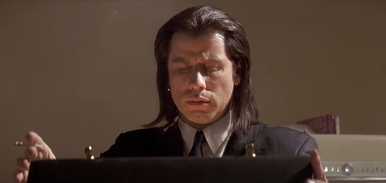 The Morning Watch - Pulp Fiction