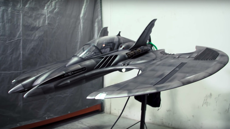 The Morning Watch: Restoring The Batwing From Tim Burton s Batman, Tony Leung s Career Breakdown & More