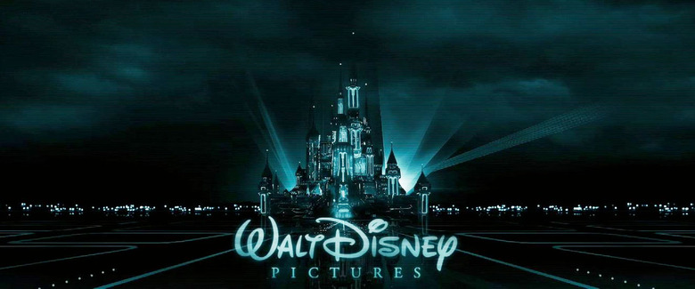 Walt Disney Pictures Different Logos