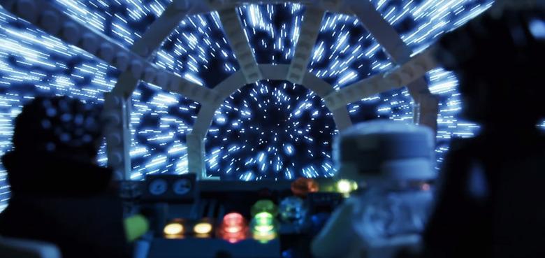 Solo A Star Wars Story LEGO Trailer