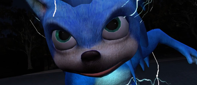 Sonic the Hedgehog Previsualization