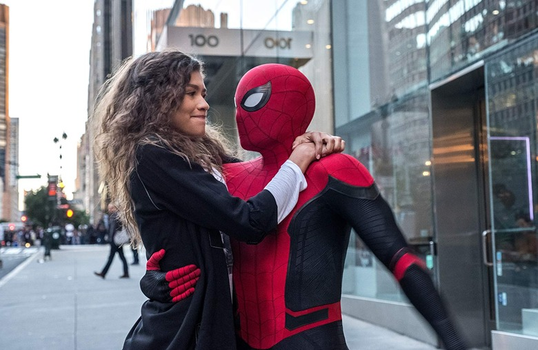spider-man far from home post-credits cameo