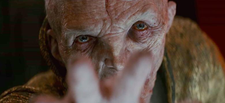 Star Wars: The Last Jedi - Snoke - Morning Watch