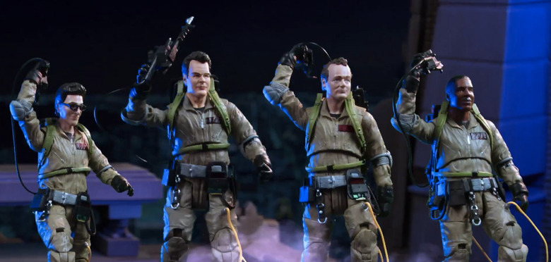 Stop-Motion Ghostbusters