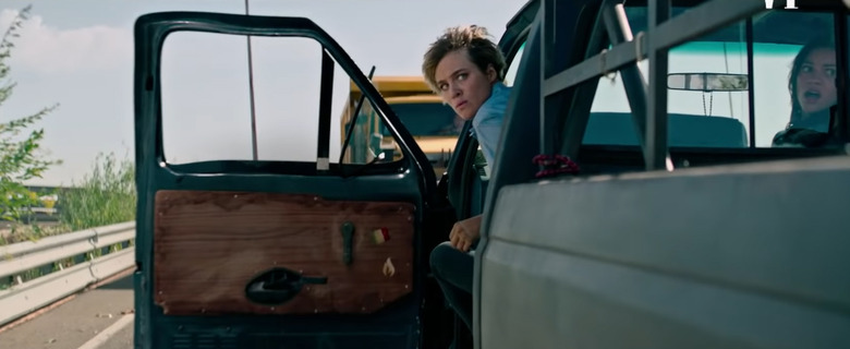 Terminator: Dark Fate Car Chase