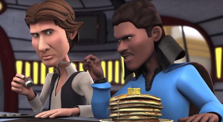 Star Wars Detours - Morning Watch