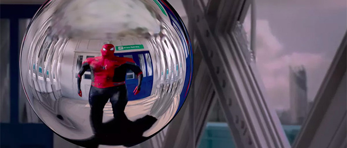 Chrome Ball on Movie Sets