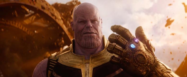 Avengers Infinity War - Morning Watch