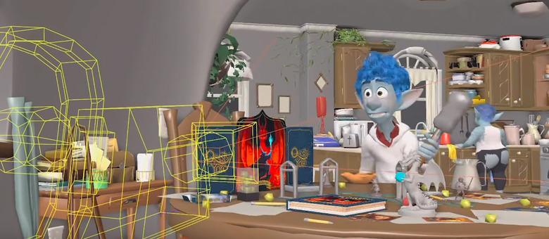 Editing Pixar's Onward