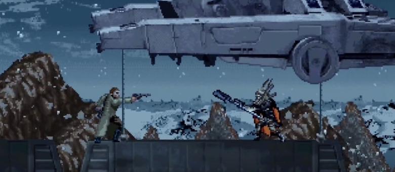 16-Bit Solo A Star Wars Story