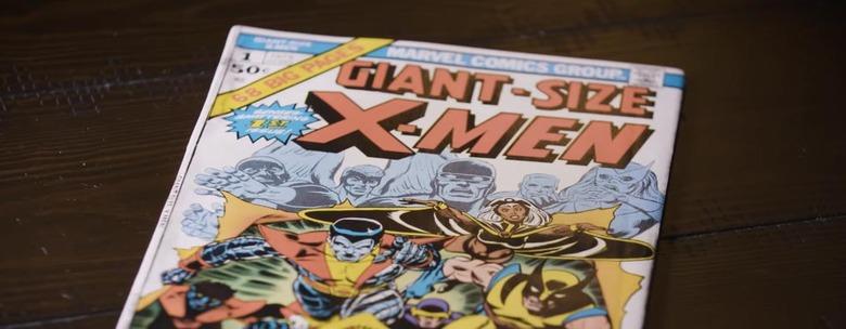 History of X-Men
