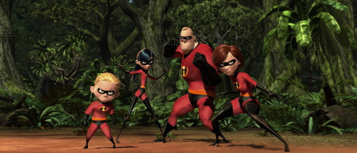 The Incredibles Fun Facts