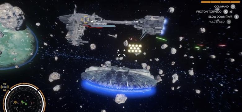 Star Wars Game Pitch - Morning Watch
