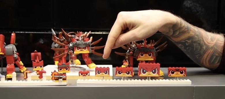 The LEGO Movie 2 Design Process