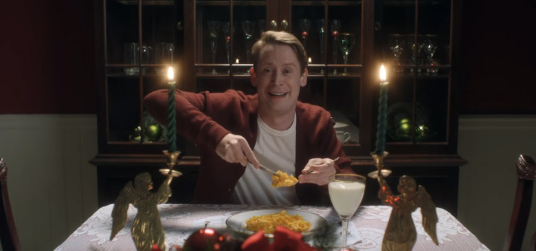 Making of Home Alone Commercial