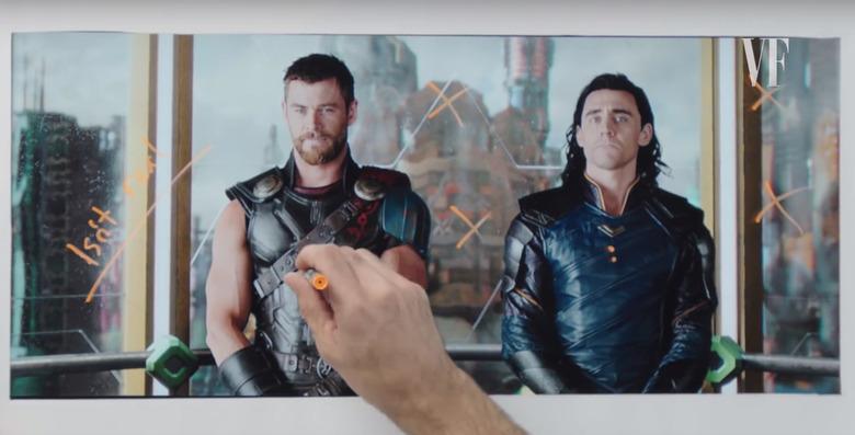Thor Ragnarok Scene Breakdown - Morning Watch