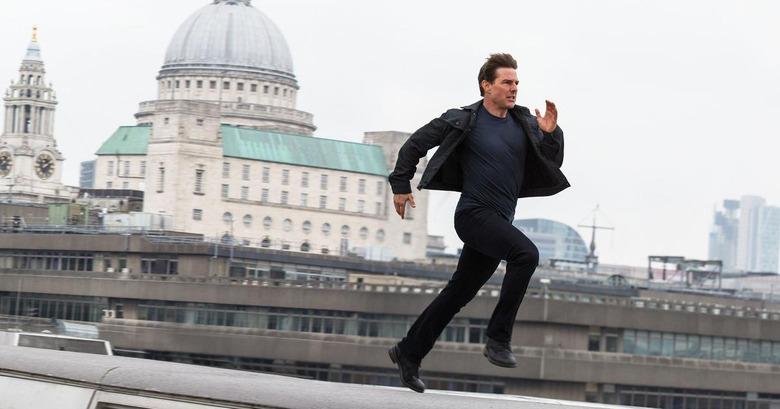 tom cruise running