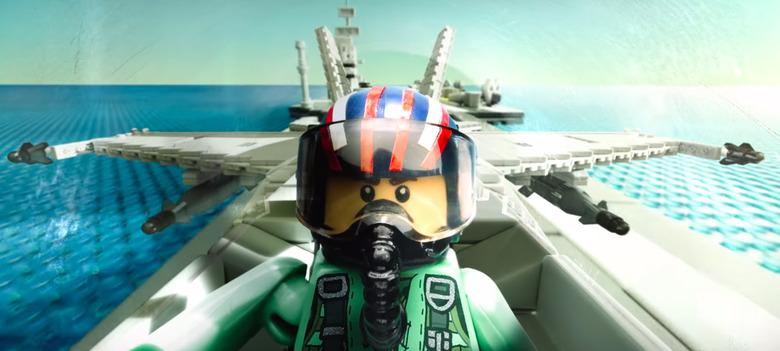 Top Gun: Maverick LEGO Trailer