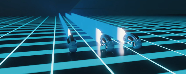TRON Visual Effects Remade