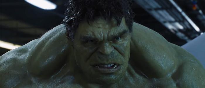 Evolution of Hulk