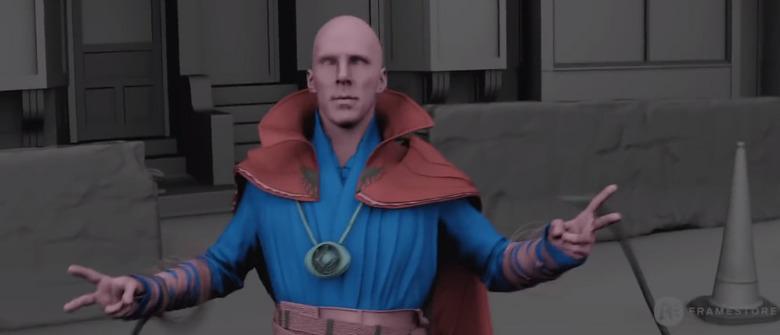 Avengers Infinity War - Visual Effects