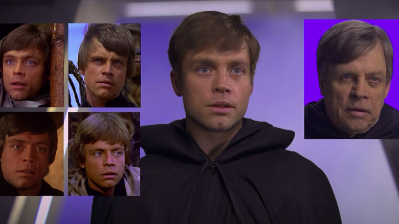The Morning Watch: VFX Artists React To De-Aged Luke Skywalker, Up Close With The Rocketeer s Jetpack & More