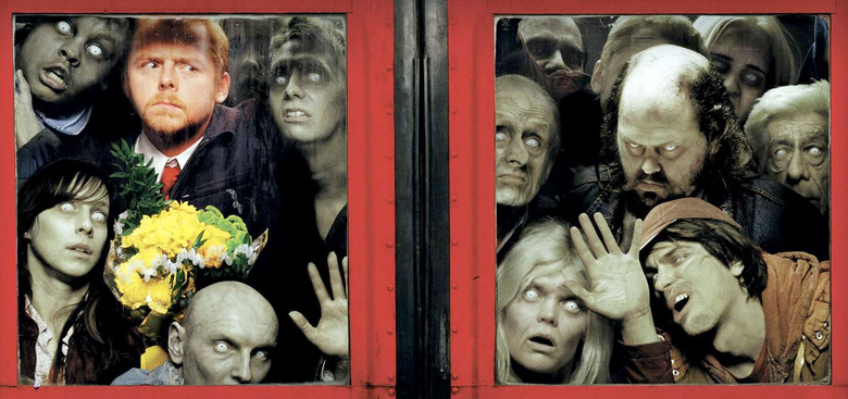 Shaun of the Dead - Where Zombies Come From