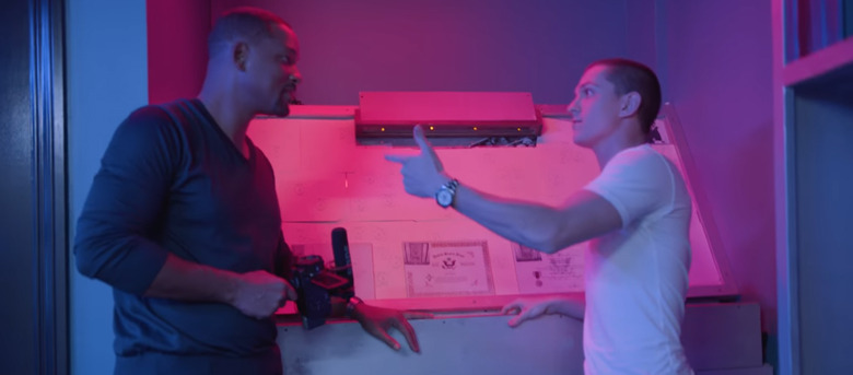 Will Smith and Tom Holland Do an Escape Room