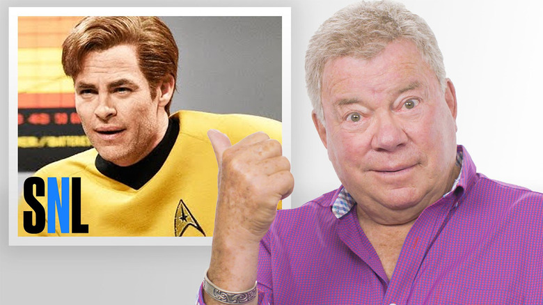 The Morning Watch: William Shatner Reviews Captain Kirk Impressions, Kate Kitchen Fight Breakdown & More