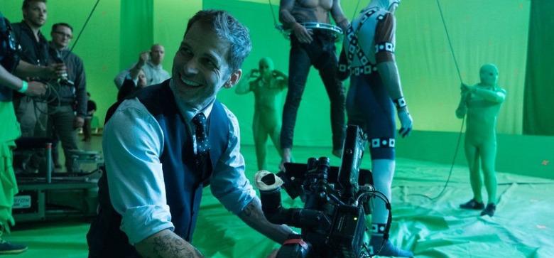 Zack Snyder's Justice League Darkseid Photo